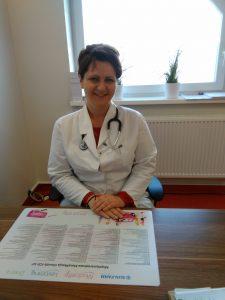 lek. med. Elżbieta Papuga-Szela, Specjalista immunolog