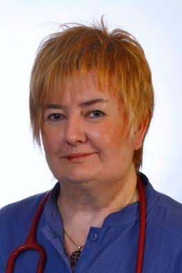 lek. Marta Kasprzyk - specjalista nefrolog, internista